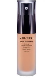 Устойчивое тональное средство Synchro Skin, оттенок Neutral 2 Shiseido