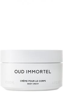 Крем для тела Oud Immortel Byredo