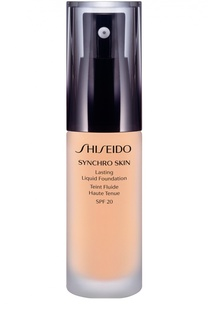 Устойчивое тональное средство Synchro Skin, оттенок Neutral 1 Shiseido