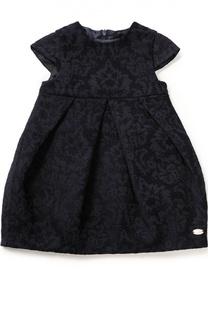 Платье с фактурной отделкой Tartine Et Chocolat