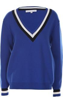 Вязаный пуловер Jonathan Saunders