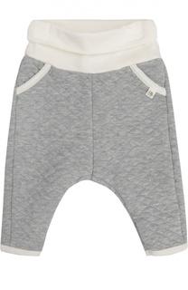 Стеганые брюки с эластичным поясом Sanetta
