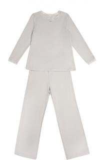 Пижама с кружевной отделкой Sanetta