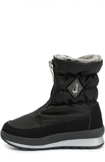 Текстильные ботинки с молнией Jog Dog
