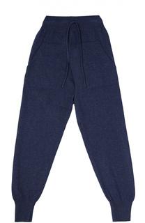 Вязаные спортивные брюки Kuxo Cashmere