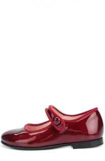 Лаковые туфли с ремешком Beberlis