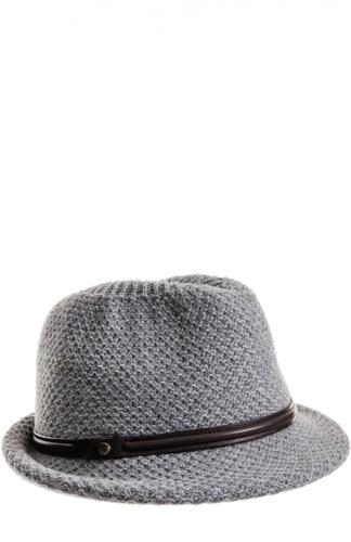 Шляпа из шерсти и кашемира Inverni