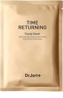Антивозрастная маска с муцином улитки Time Returning Dr.Jart+