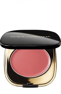 Кремовые румяна, оттенок Rosa Calizia 020 Dolce & Gabbana