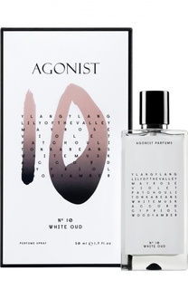 Духи No.10 White Oud Agonist