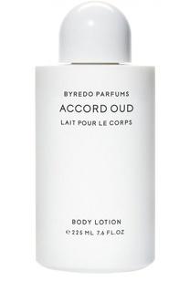 Лосьон для тела Accord Oud Byredo