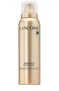 Пенка для умывания Absolue Precious Pure Lancome