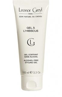 Гель для укладки волос с гибискусом Leonor Greyl