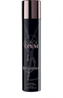 Сухое масло для тела и волос Black Opium YSL