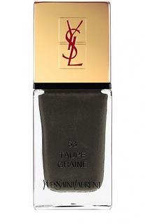 Лак для ногтей La Laque Couture, оттенок 53 YSL