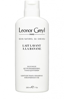 Очищающий шампунь с экстрактом банана для мужчин Leonor Greyl