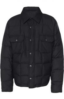 Шерстяная утепленная куртка Balenciaga
