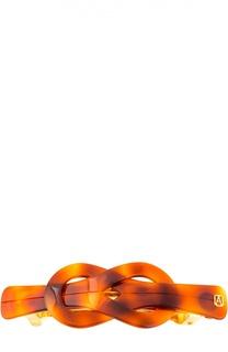 Заколка-автомат Medium Classic Knot Alexandre De Paris