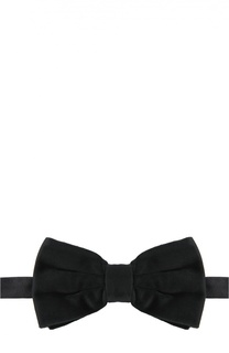 Хлопковый галстук-бабочка Dolce & Gabbana
