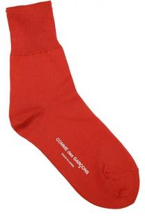 Хлопковые носки Comme des Garcons