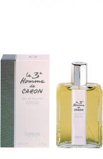 Туалетная вода Le 3e Homme de Caron Caron