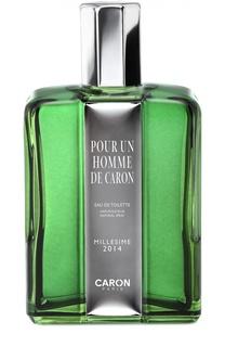 Туалетная вода Pour un Homme Millesime Caron