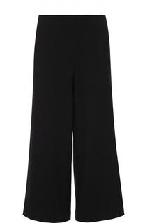 Укороченные широкие брюки с декоративной молнией Michael Michael Kors