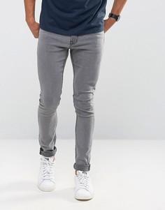 Супероблегающие джинсы Only & Sons - Серый
