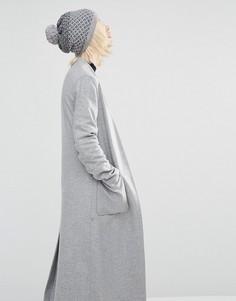 Винтажная шапка-бини Alice Hannah - Белый