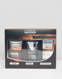 Подарочный набор LOreal Men Expert Hydra Energetic Kick Start Kit - Мульти