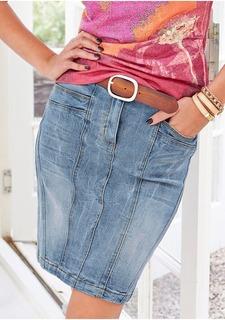 Джинсовая юбка tamaris