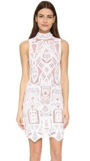 Кружевное платье Tower Jonathan Simkhai