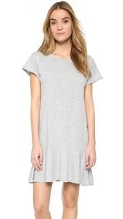 Платье с заниженной талией Salome Velvet