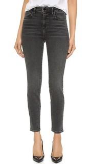 Узкие укороченные джинсы 001 Denim x Alexander Wang