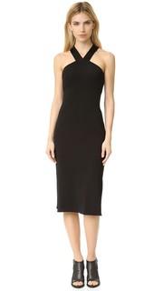 Платье в рубчик Rachel Rag & Bone