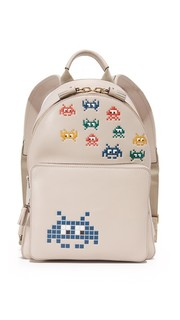 Миниатюрный рюкзак Space Invasion Anya Hindmarch