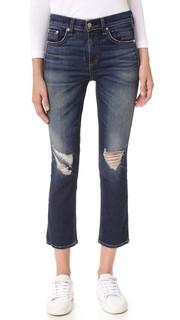 Укороченные джинсы 10 Inch Rag & Bone/Jean