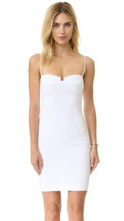 Облегающее платье-бюстье Kendall + Kylie