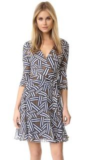 Платье-халат Irina Diane von Furstenberg
