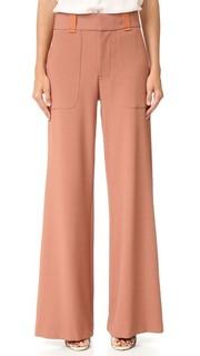 Широкие брюки See by Chloe