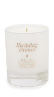 Свеча Make a Wish for a Birthday Dream Gift Boutique