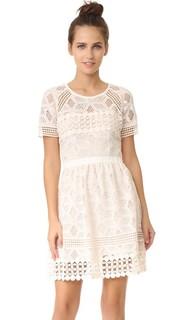 Мини-платье Valencia Saylor