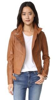 Кожаная куртка Hania Mackage