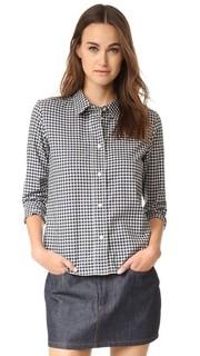 Рубашка на пуговицах Mike A.P.C.