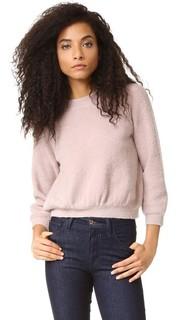Эластичный пуловер из букле La Vie Rebecca Taylor