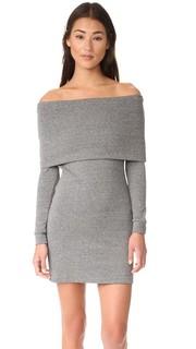 Платье с открытыми плечами Splendid