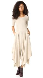 Макси-платье в стиле платка из крепа Raquel Allegra