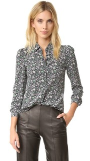 Блуза Lavish Grid Rebecca Taylor