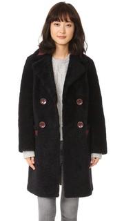 Двустороннее пальто Grayson Diane von Furstenberg