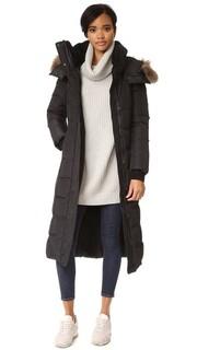 Длинное пальто Jada Mackage